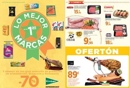 42f9105cb41 Mejores Ofertas del Catalogo de Supermercados ECI