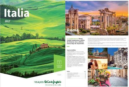Viajes el corte ingles catalogo de turismo en italia 2017 - El corte ingles catalogos ...