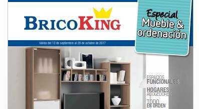 Ofertas de BricoKing Catalogo Mueble y Decoración Otoño 2017