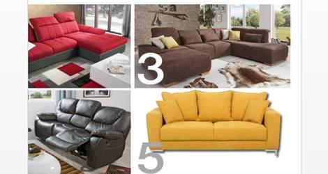 Conforama Folleto Guia De Sofas 2017 Muebles De Interior