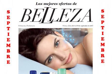 El corte ingles catalogo belleza septiembre 2017 ofertas - Catalogo regalos corte ingles ...