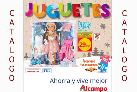 Oferta caja registradora Seguro  Carrefour Juguetes Catálogo de juguetes Carrefour válido