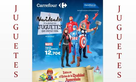 Catalogo carrefour juguetes de navidad 2017 catalogo de - Folleto juguetes carrefour ...